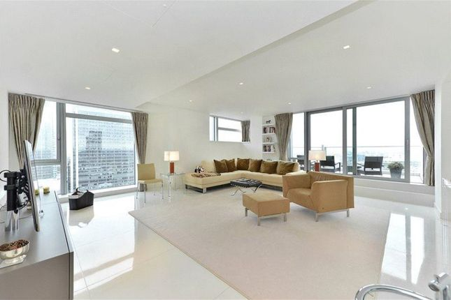Thumbnail Flat to rent in Pan Peninsula, West Tower, Canary Wharf, Isle Of Dogs