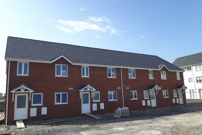 Thumbnail Semi-detached house for sale in Phase 2 New Development, 15, Marine Parade, Tywyn, Gwynedd
