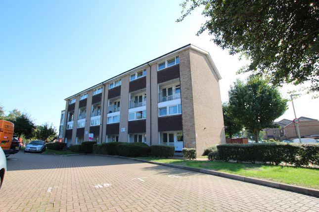 Thumbnail Maisonette to rent in Longwood Road, Hertford