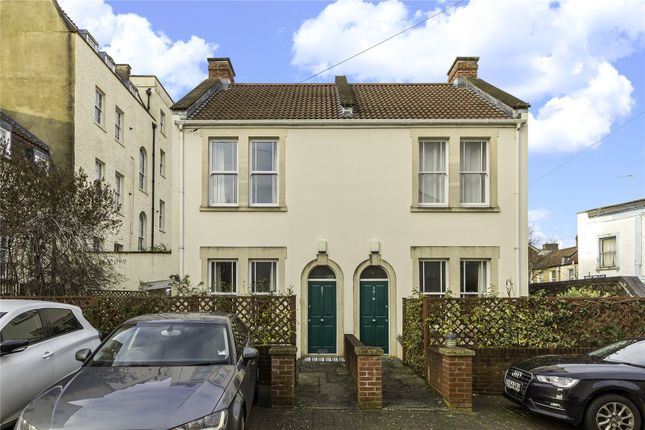 Thumbnail Semi-detached house for sale in Albert Park Place, Montpelier, Bristol