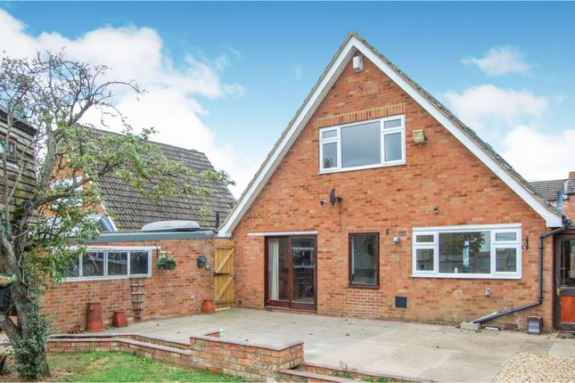 Thumbnail Detached house for sale in Lower Shelton Road, Upper Shelton, Bedford