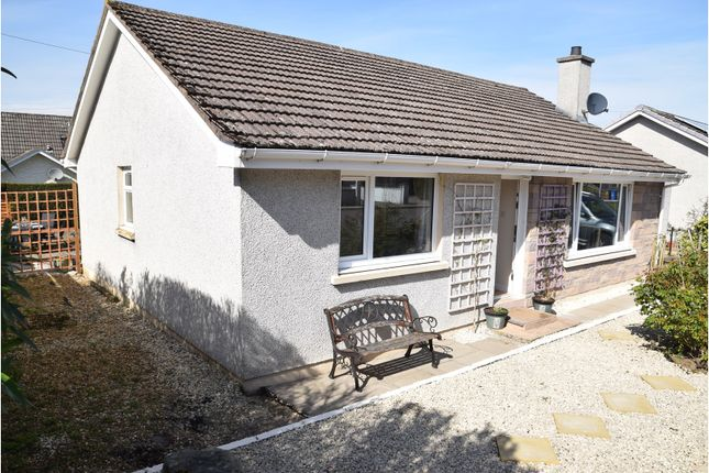 Thumbnail Bungalow for sale in Moray Drive, Inverness