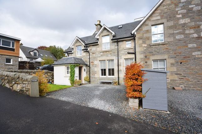 Thumbnail Semi-detached house for sale in Main Street, Killin