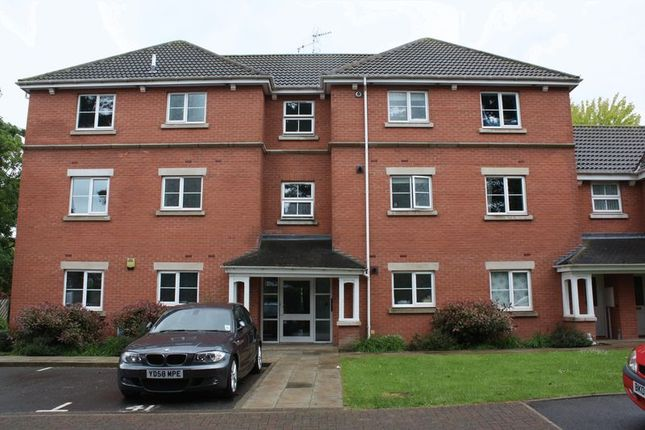 Thumbnail Flat for sale in Pembury Avenue, Longford, Coventry