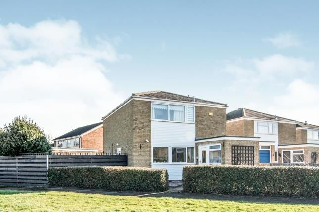 Thumbnail Detached house for sale in Whitworth Way, Wilstead, Bedford, Bedfordshire