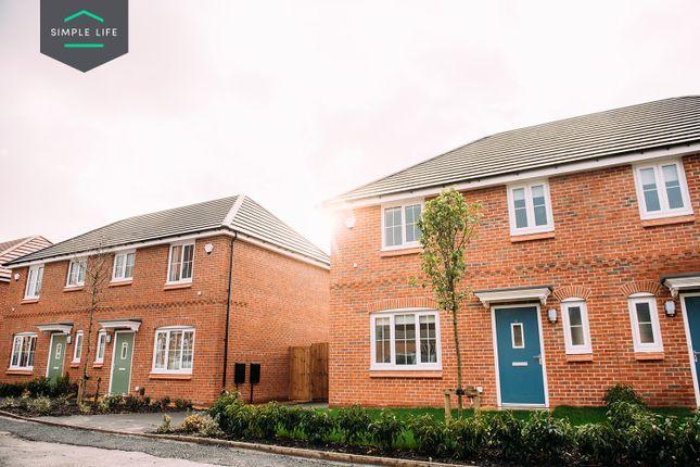 Thumbnail Terraced house to rent in Tenlands Drive, Prescot Park, Prescot, Merseyside