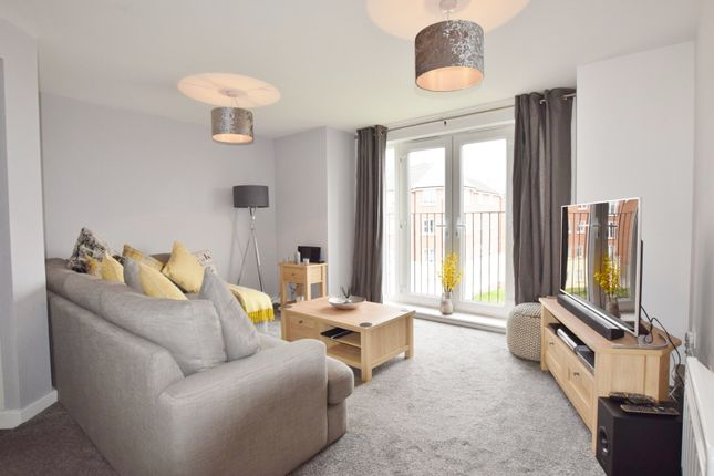 Thumbnail Flat to rent in Waggon Road, Middleton, Leeds