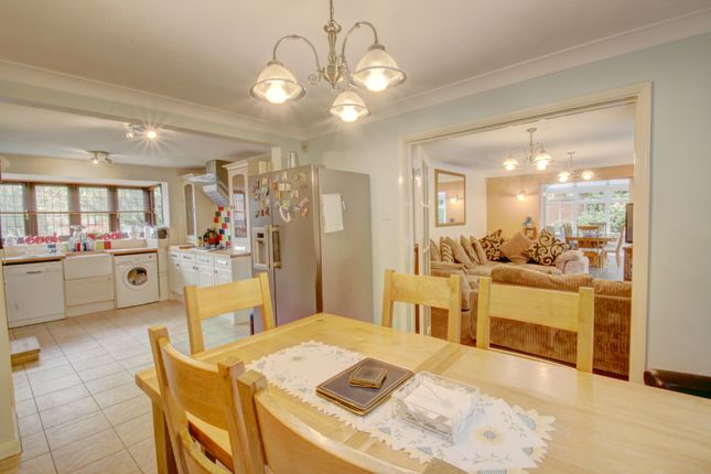 Thumbnail Detached house for sale in Osprey Rise, Northampton