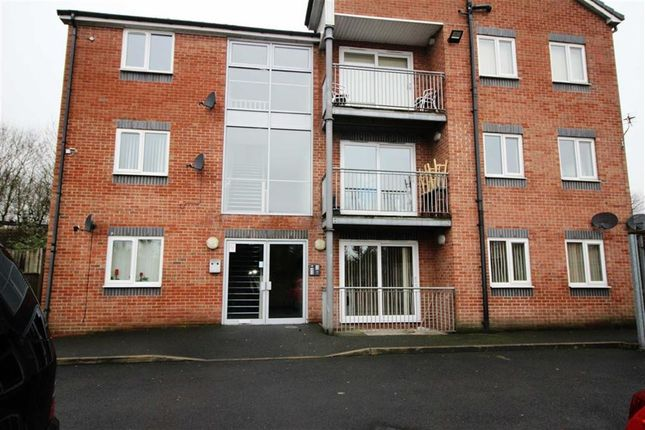 Thumbnail Flat for sale in Loxham Street, Farnworth, Bolton