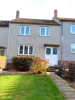 Thumbnail Terraced house to rent in Grange Terrace, Perth