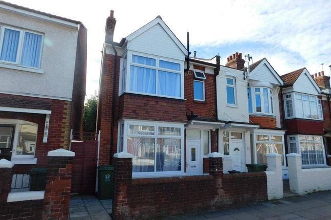 3 bed terraced house for sale in Hewett Road, Portsmouth