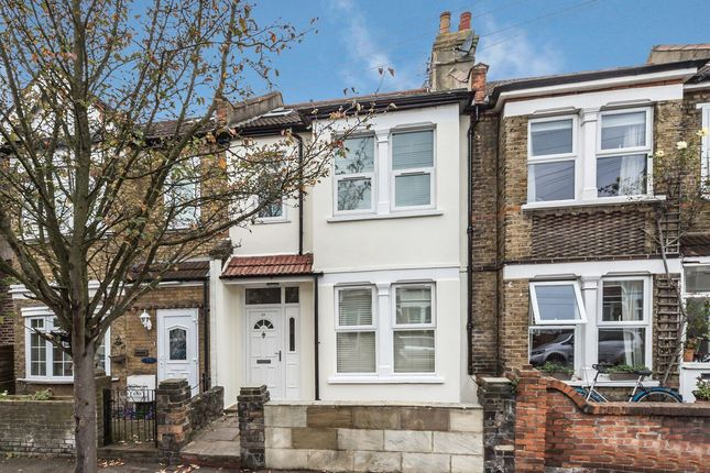 3 bed terraced house for sale in Gore Road, London