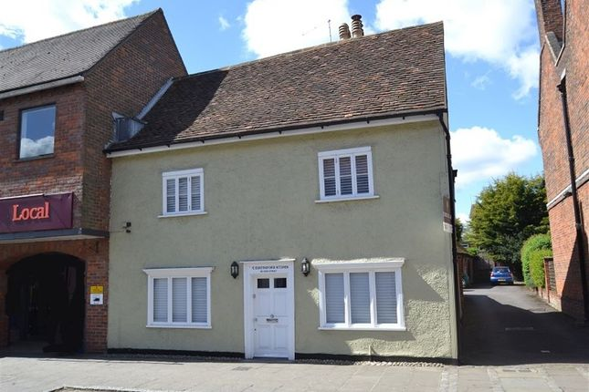 Thumbnail Property for sale in High Street, Buntingford