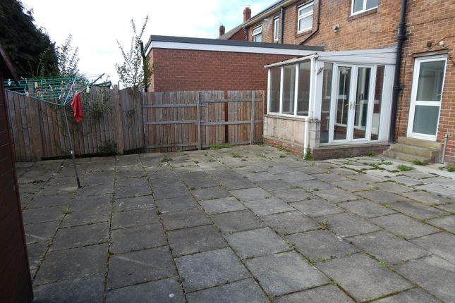 Back Garden of West Park Road, Batley WF17