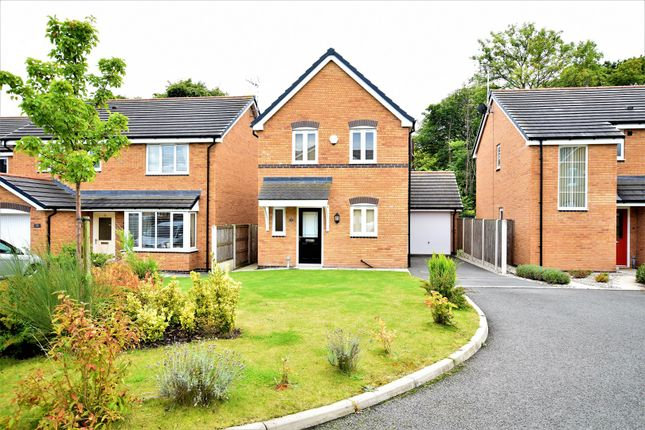 3 bed detached house for sale in Celtic Road, Wrexham