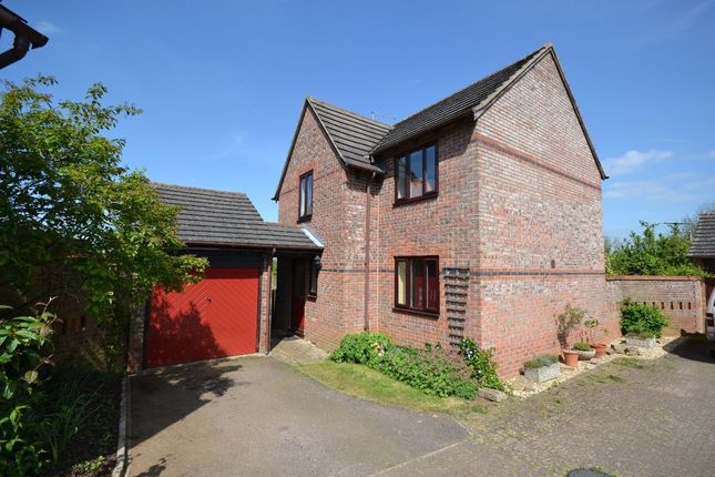 Thumbnail Detached house for sale in Shoemaker Close, Astcote, Towcester
