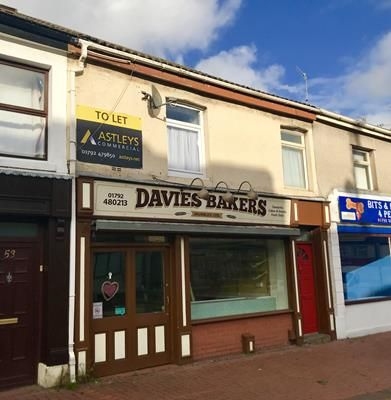 Thumbnail Restaurant/cafe to let in Ground Floor, 52 New Road, Neath, West Glamorgan