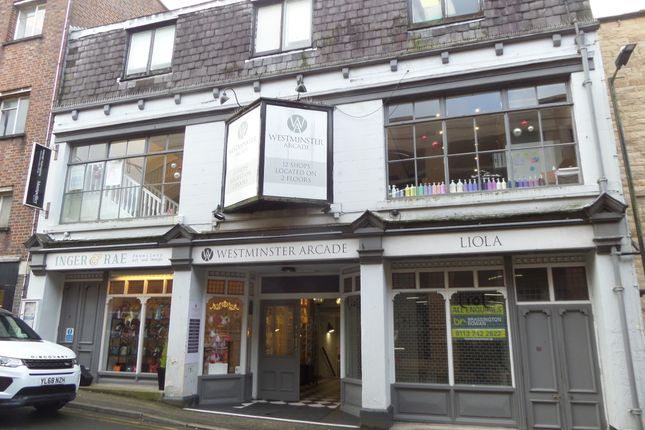 Thumbnail Retail premises to let in 5 Westminster Arcade, Parliament Street, Harrogate