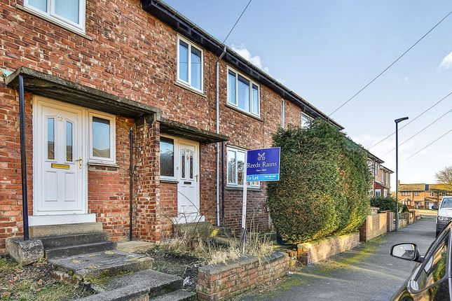 3 bed terraced house to rent in Bradford Crescent, Durham