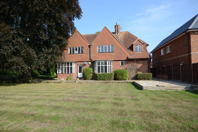 Thumbnail Detached house to rent in Altwood Road, Maidenhead