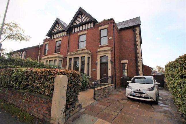 Thumbnail Semi-detached house for sale in Watling Street Road, Fulwood, Preston