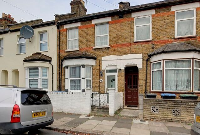 Thumbnail Terraced house for sale in Beamish Road, Edmonton