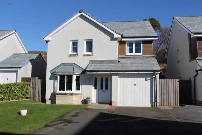 Thumbnail Detached house for sale in The Kirklands, Stirling, Stirling