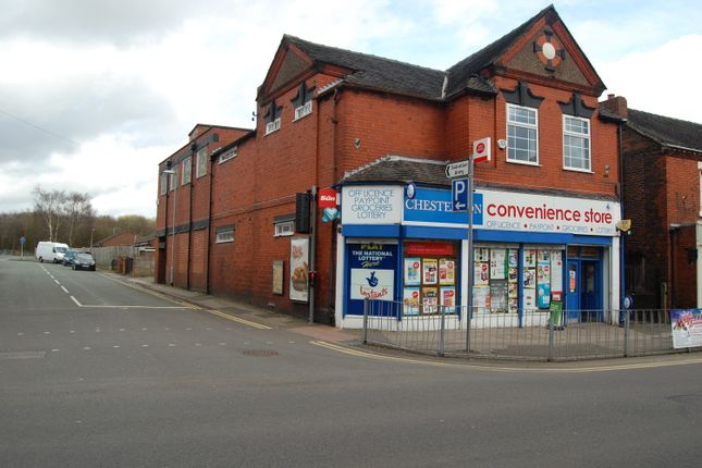 Thumbnail Retail premises for sale in 45 London Road, Staffordshire