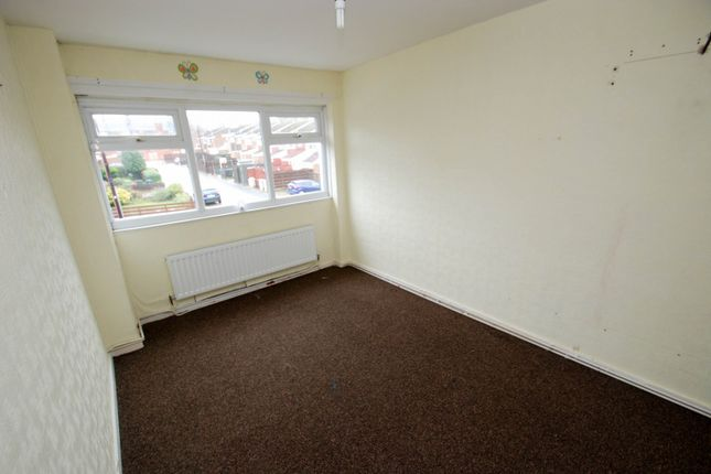 Bedroom of Newmarket Walk, South Shields NE33