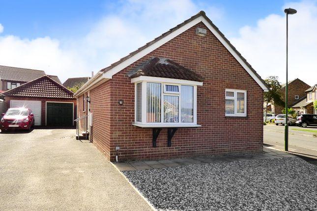 Thumbnail Detached bungalow for sale in Lanyards, Littlehampton