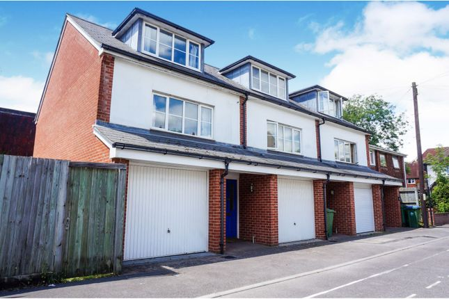 Thumbnail Town house for sale in Cambridge Road, Inner Avenue, Southampton
