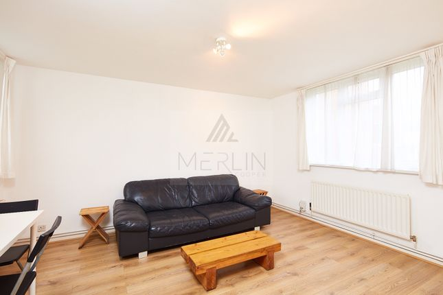 Thumbnail Flat for sale in Ashley Crescent, London