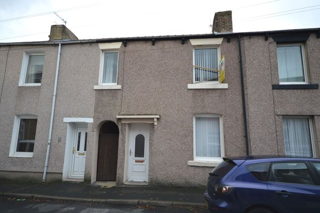 3 bed terraced house for sale in Jackson Street, Seaton, Workington