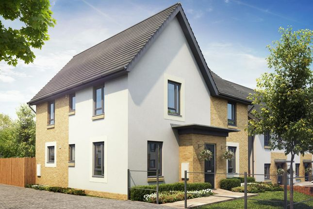 "Thumbnail Detached house for sale in ""Lincoln"" at Poplar Close, Plympton, Plymouth"