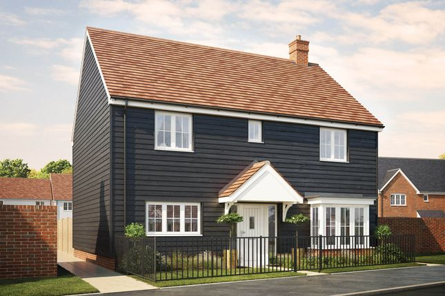 Thumbnail Detached house for sale in Keepers Cottage Lane, Off Hall Road, Wouldham, Kent
