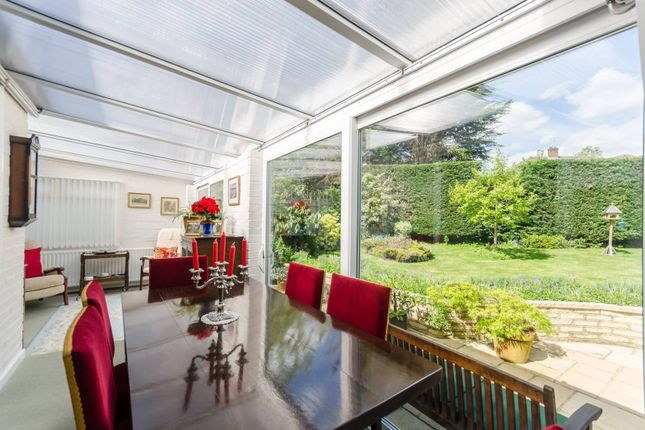 Thumbnail Bungalow for sale in Woodend Gardens, Oakwood
