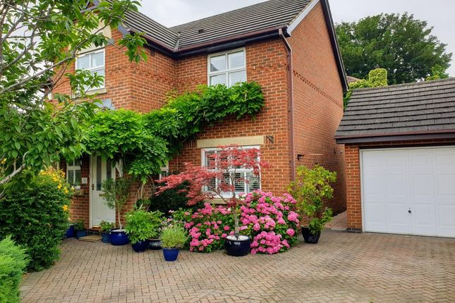 Thumbnail Detached house for sale in Cul-De-Sac Location, Bicester, Oxfordshire