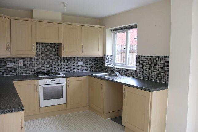 Kitchen of Thorneycroft Drive, Sixpenny Fields, Warrington WA1