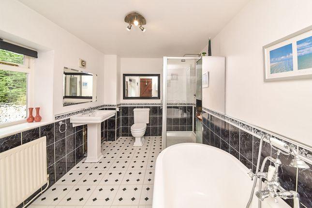 Family Bathroom: of Uttoxeter Road, Foston DE65