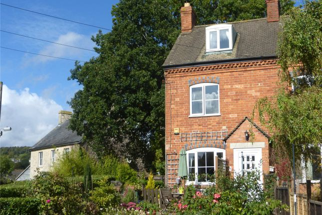 Thumbnail End terrace house for sale in South View Cottages, Parkend, Paganhill, Stroud