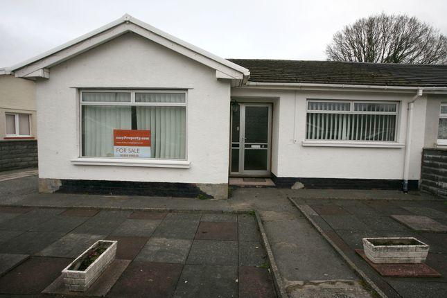 Thumbnail Semi-detached bungalow for sale in Ash Grove, Aberdare