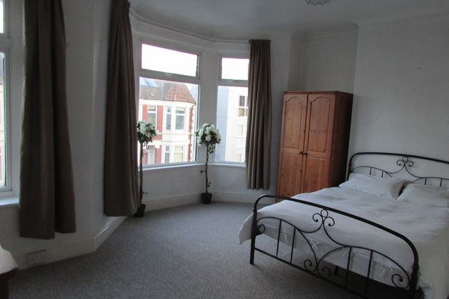 Thumbnail Terraced house to rent in Malefant, Cardiff