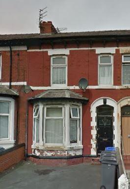 3 bed maisonette to rent in Cheltenham Road, Blackpool FY1