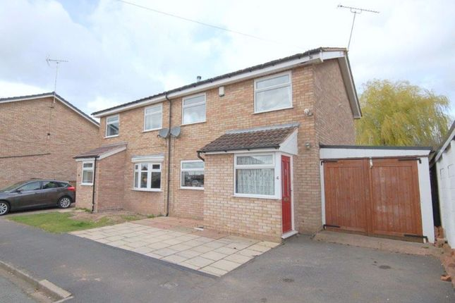 3 bed semi-detached house to rent in Mossdale Close, Crewe, Cheshire CW2