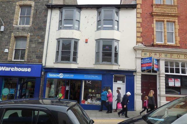 Property for sale in Great Darkgate St, Aberystwyth, Ceredigion