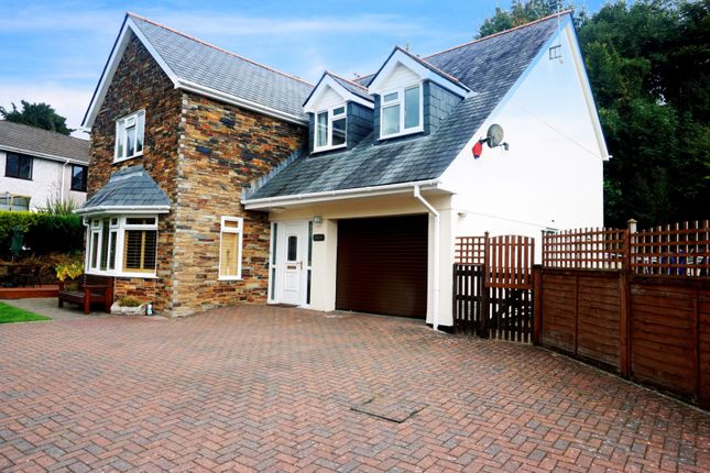 Thumbnail Detached house for sale in Trenant Vale, Wadebridge