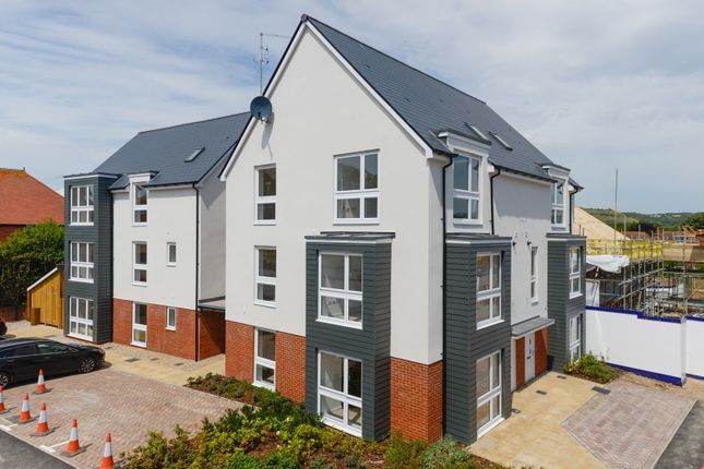 Thumbnail Flat for sale in Salix House, Foster Way, Folkestone