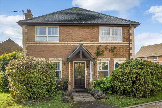 Thumbnail Detached house for sale in Gaveston Gardens, Deddington, Banbury, Oxfordshire
