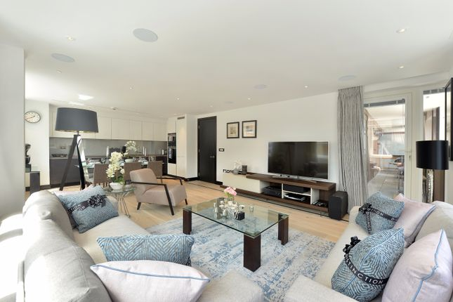 Thumbnail Flat to rent in Chapter Street, Westminster, London