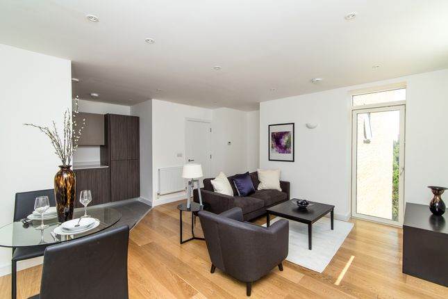 Thumbnail Flat to rent in Sotherby Court, 43 Sewardstone Road, London